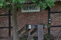 """""""kleiner Bahnhof"""" Hauenhorst"""